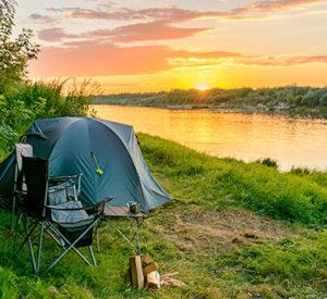 Camper en France